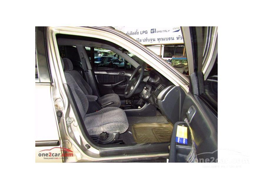 1999 Honda Civic VTi Sedan