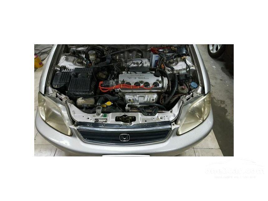 2000 Honda Civic VTi Sedan
