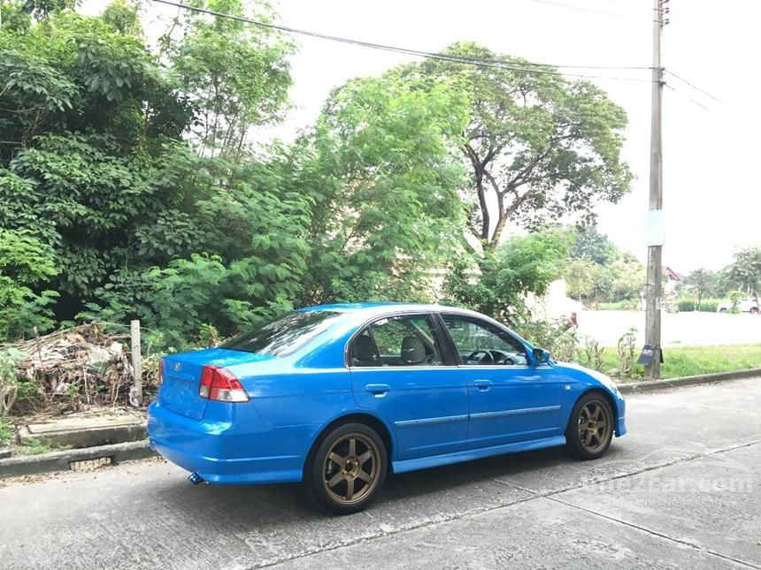 2004 Honda Civic VTi Sedan