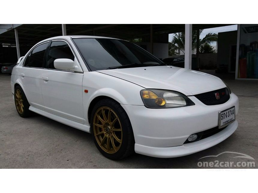 2003 Honda Civic VTi Sedan