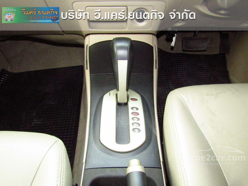 2002 Honda Civic VTi Sedan