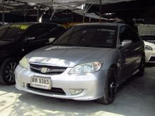2006 Honda Civic Dimension (ปี 04-06) VTi 1.7 AT Sedan