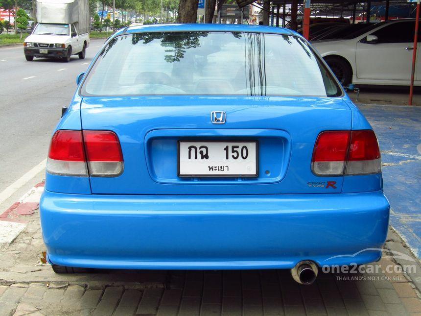 1997 Honda Civic VTi Sedan