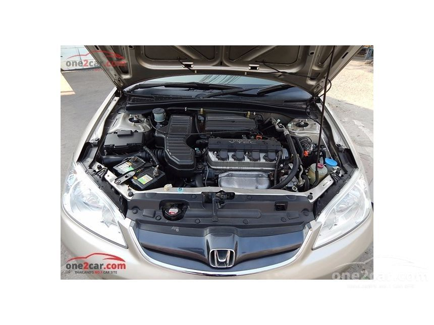 2005 Honda Civic VTi Sedan