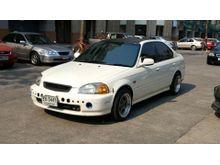 1997 Honda Civic ตาโต (ปี 96-00) VTi 1.6 MT Sedan