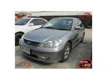 2005 Honda Civic Dimension (ปี 04-06) RX Sports 1.7 AT Sedan