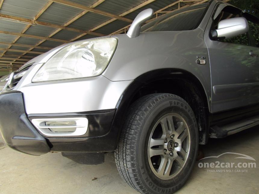2003 Honda CR-V E SUV