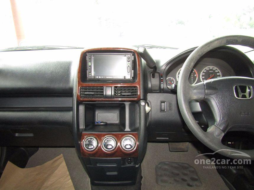2004 Honda CR-V E SUV