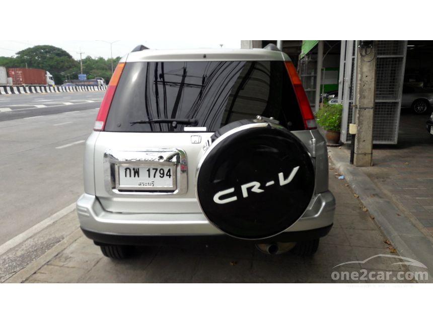 2000 Honda CR-V EXi SUV