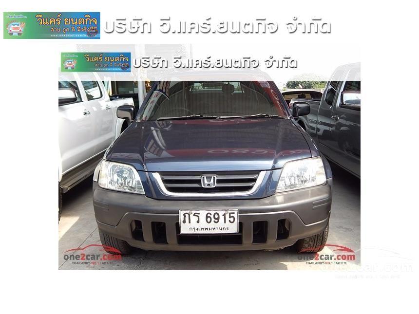 2001 Honda CR-V EXi SUV