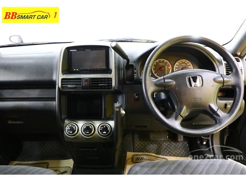 2002 Honda CR-V S SUV