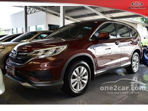 2016 Honda CR-V 2.0 (ปี 12-16) S SUV AT
