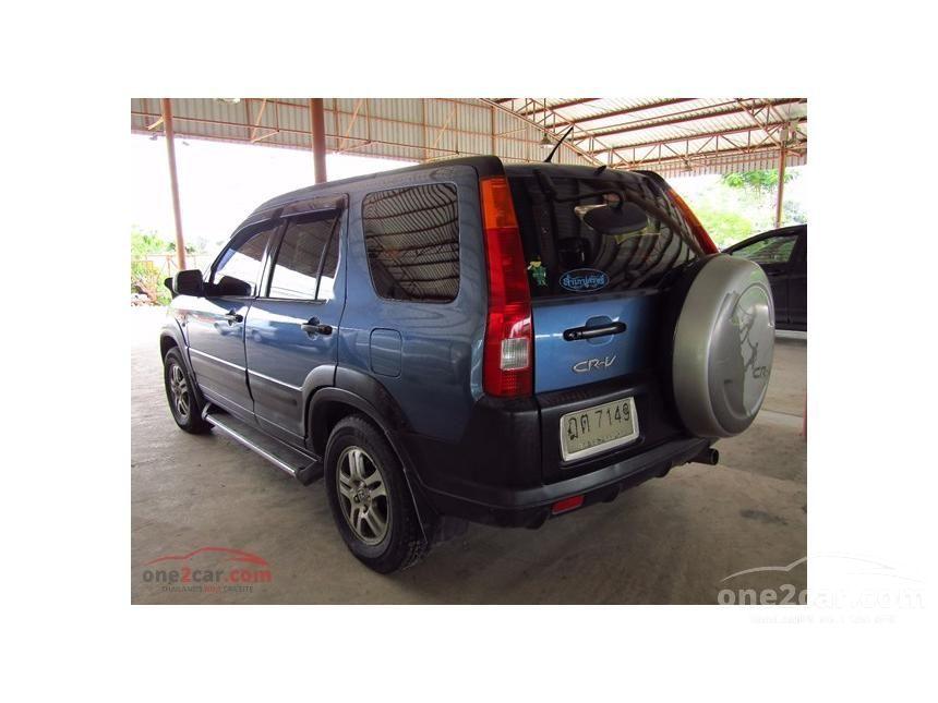 2004 Honda CR-V S SUV