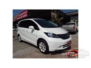 2012 Honda Freed 1.5 (ปี 08-16) E Wagon AT