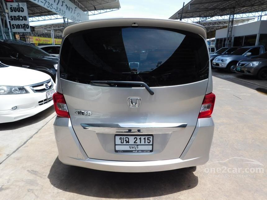 2012 Honda Freed EL Wagon