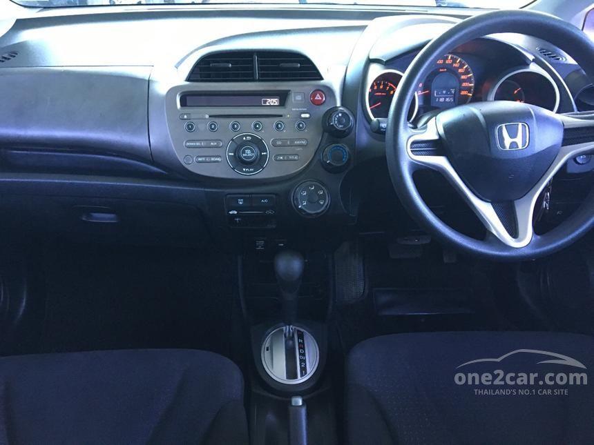 2010 Honda JAZZ Active Plus Hatchback