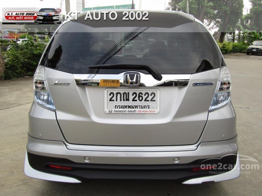 2013 Honda Jazz Hybrid Hatchback