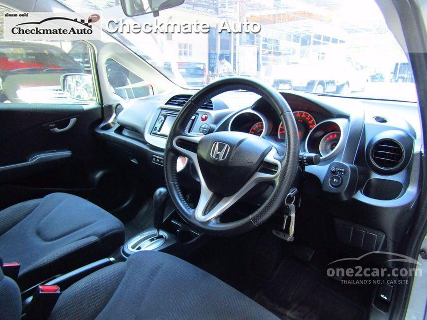 2012 Honda Jazz JP Hatchback