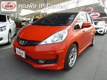 2013 Honda Jazz (ปี 08-14) JP 1.5 AT Hatchback