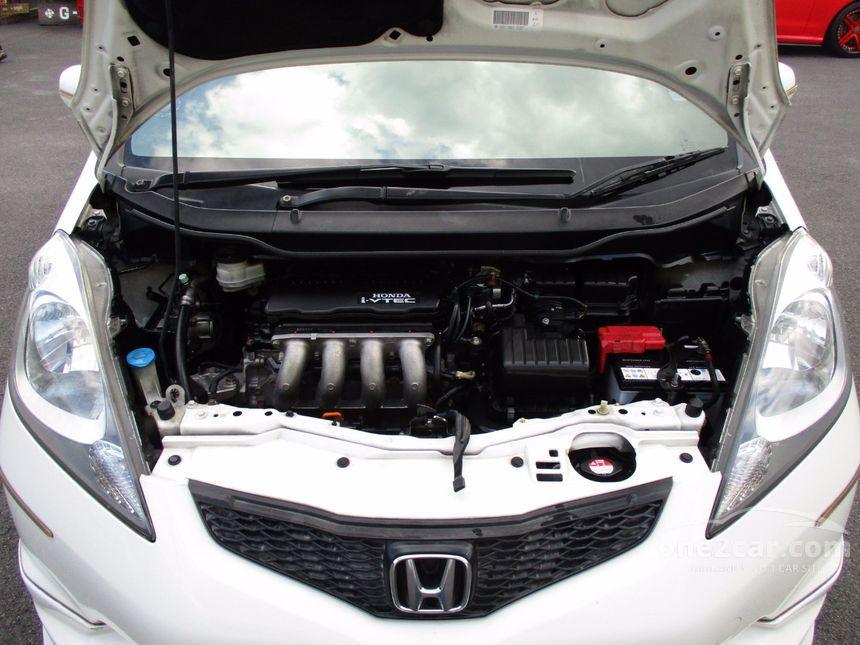 2008 Honda Jazz S Hatchback