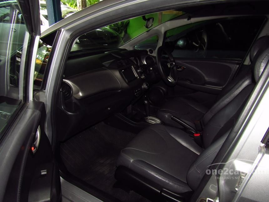 2009 Honda Jazz S Hatchback