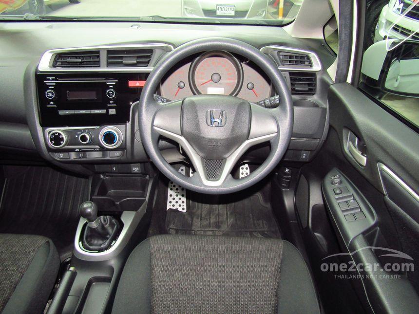 2014 Honda Jazz S Hatchback