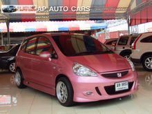 2005 Honda Jazz (ปี 03-07) E 1.5 AT Hatchback