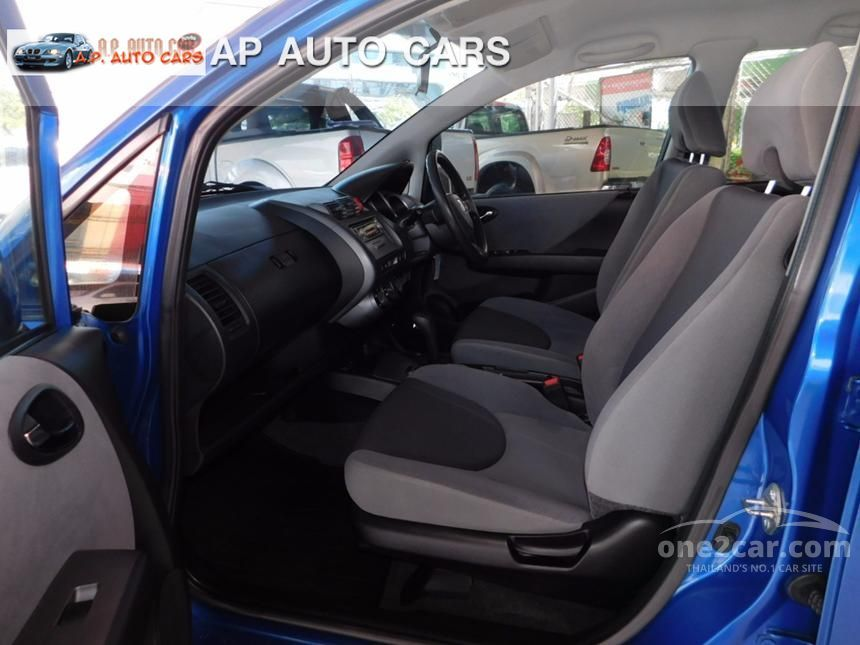 2006 Honda Jazz S Hatchback