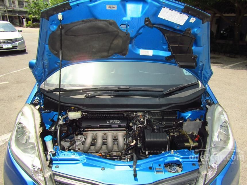 2011 Honda Jazz S Hatchback