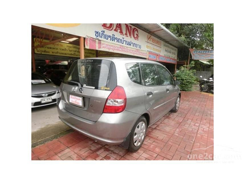 2004 Honda Jazz S Hatchback