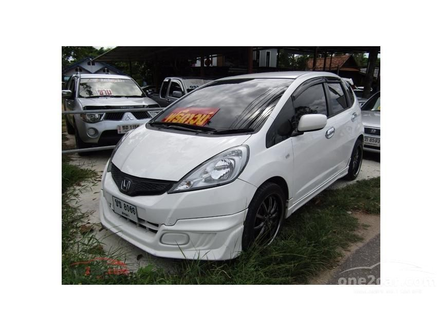 2012 Honda Jazz S Hatchback