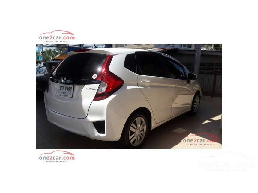 2015 Honda Jazz S Hatchback