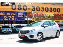2014 Honda Jazz (ปี 14-18) S 1.5 AT Hatchback