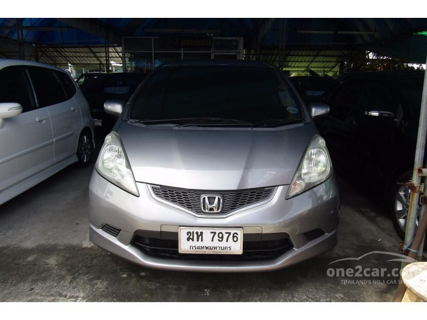 2008 Honda Jazz SV Hatchback