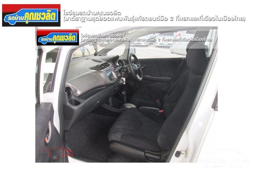 2009 Honda Jazz SV Hatchback