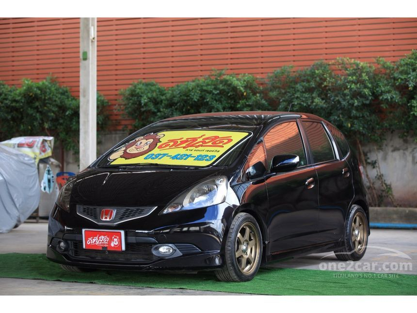 2010 Honda Jazz SV Hatchback