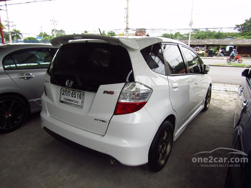 2009 Honda Jazz SV Hatchback