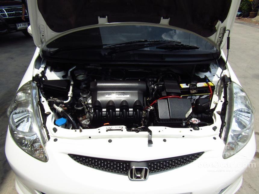 2006 Honda Jazz SV Hatchback