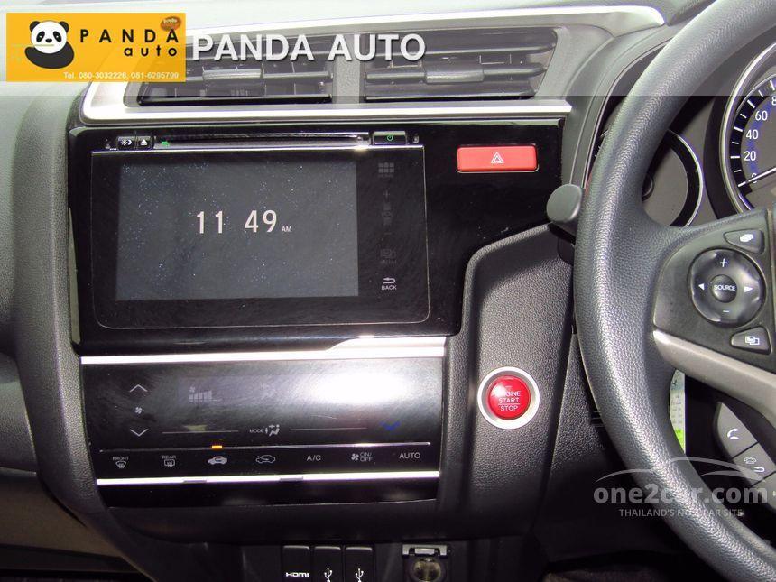 2014 Honda Jazz V+ Hatchback