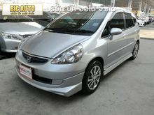 2007 Honda Jazz (ปี 03-07) V 1.5 MT Hatchback