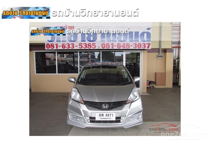 2012 Honda Jazz V Hatchback