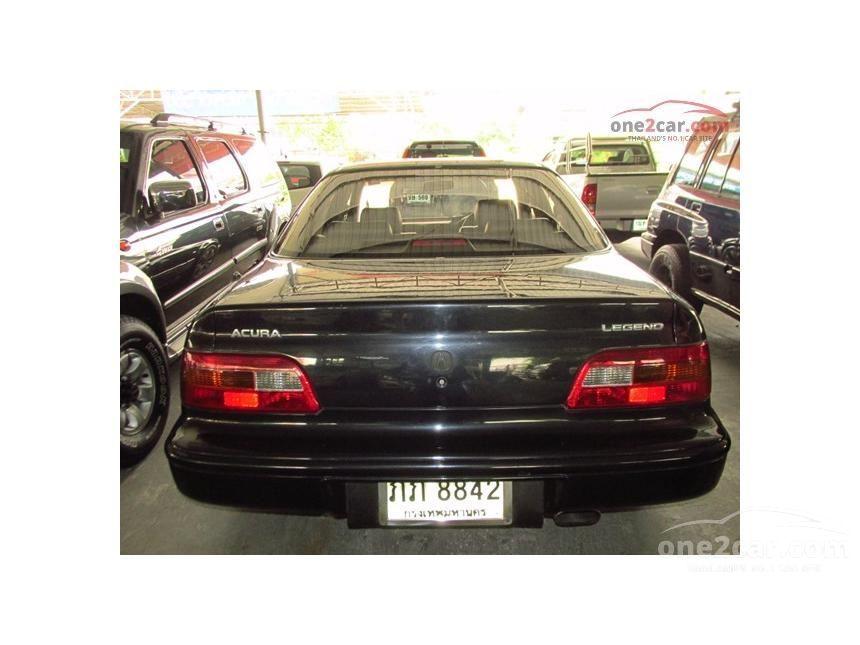 1992 Honda Legend EXi Sedan