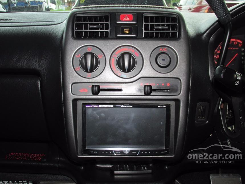 2002 Honda Life Dunk Turbo Hatchback