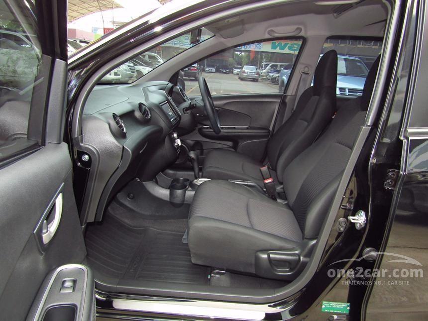 2014 Honda Mobilio RS Wagon
