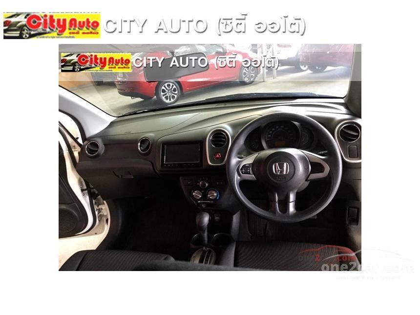 2015 Honda Mobilio RS Wagon