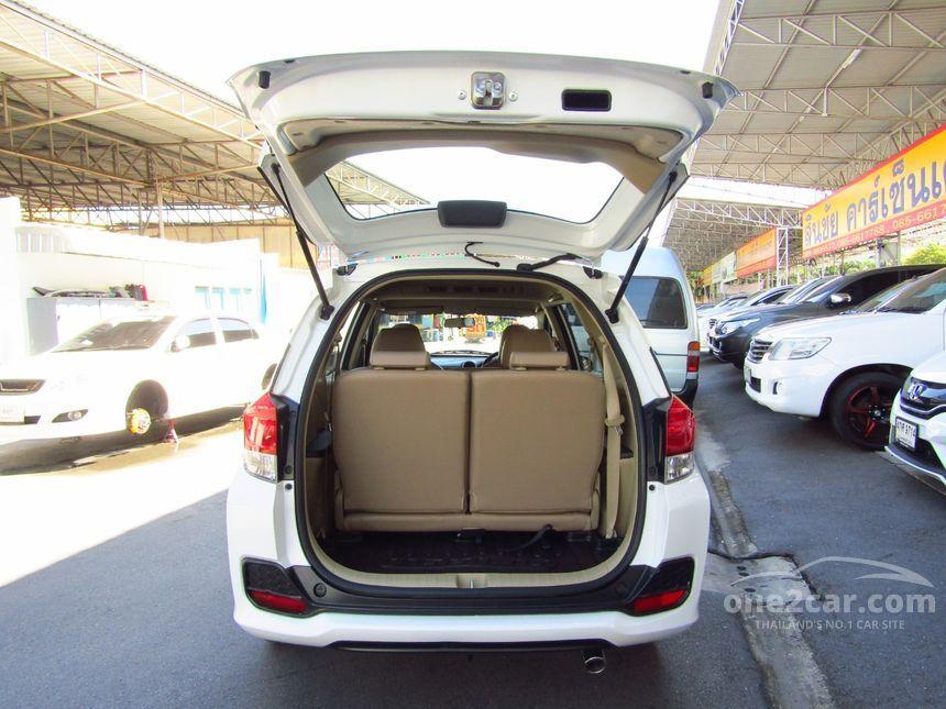 2015 Honda Mobilio V Wagon