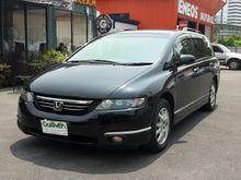 2005 Honda Odyssey (ปี 03-08) EL 2.4 AT Wagon