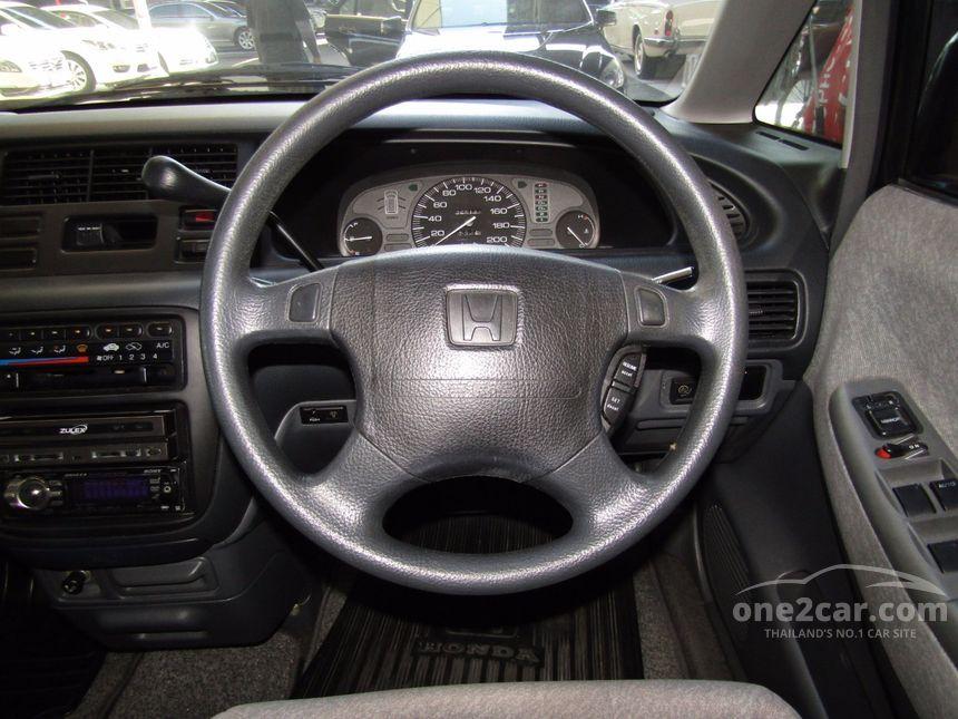 1997 Honda Odyssey EXi Wagon