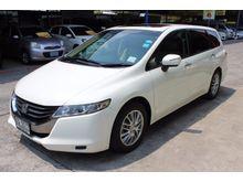 2009 Honda Odyssey (ปี 08-13) JP 2.4 AT Wagon