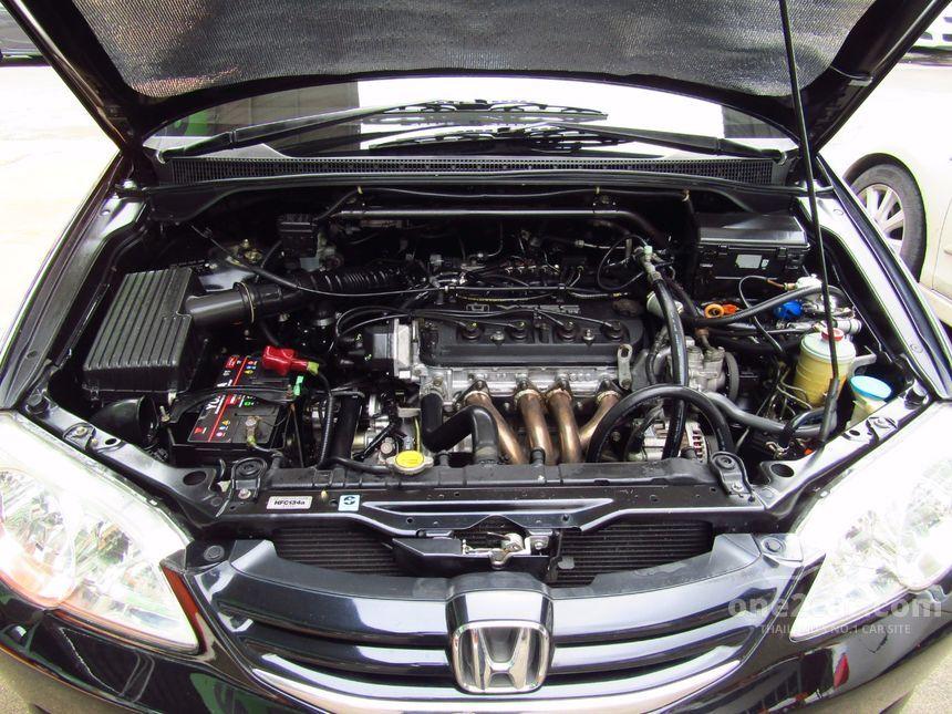 2002 Honda Odyssey VTi Wagon